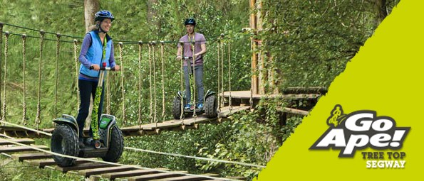 Go-Ape-Tree-Top-Segway