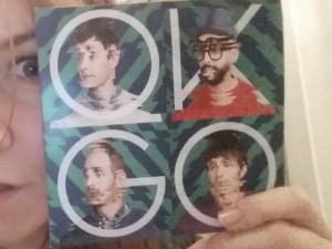 OKGo Hungry Ghosts Album