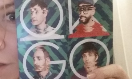 Hungry Ghosts, OK Go – A Review