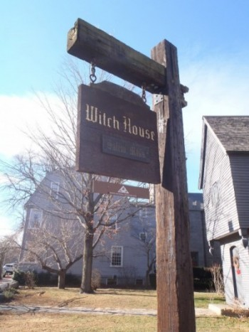 Witch House, Salem, Massechusetts