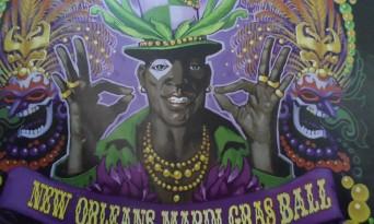 It's Mardi Gras / Pancake Day