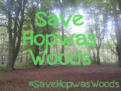 Save Hopwas Woods campaign