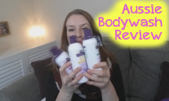 New Aussie Bodywash Review on YouTube